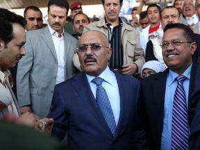 Ali Abdullah Saleh ruled from 1990 to 2012