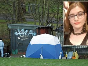 Iuliana Tudos whose body was found in Finsbury Park