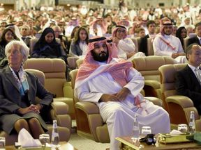 The Crown Prince is attempting to reform the conservative kingdom
