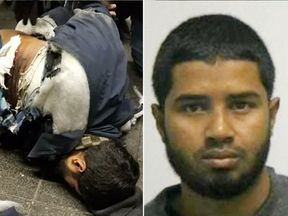 Attack suspect Akayed Ullah