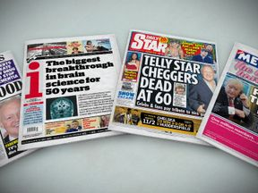 A look at tomorrow's papers with Sky News