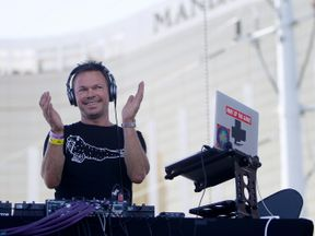 Pete Tong is touring the UK