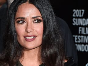 Salma Hayek claimed she had to reject unwanted sexual advances
