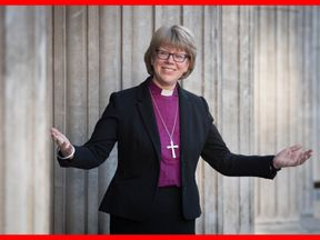 Sarah Mullally is the new Bishop of London