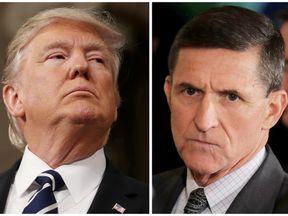 Former Trump adviser Michael Flynn pleaded guilty to lying to the FBI