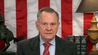 Roy Moore still refuses to accept defeat in the election for Alabama senator