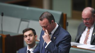 MP Tim Wilson spoke of how his relationship with Ryan Bolger had not always been warmly received by friends