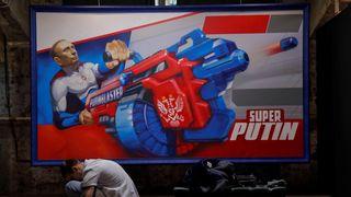 """""""SUPERPUTIN"""" exhibition"""