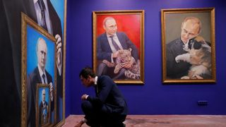 """SUPERPUTIN"" exhibition"
