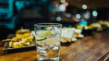 Gin and tonic is the UK's most popular alcoholic drink