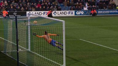 Calamitous goalkeeping from Wiedwald!