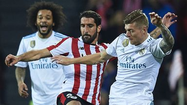 Athletic Bilbao 0-0 Real Madrid