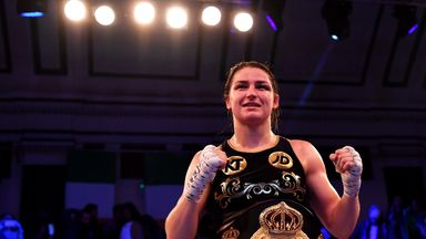 Taylor: I want the biggest fights