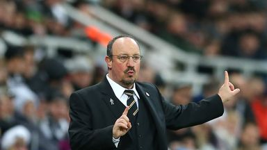 Rafa: We are not a defensive team