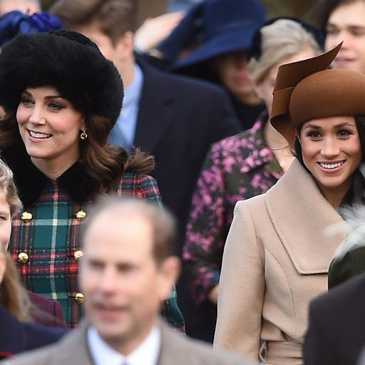 Royal Christmas plans revealed amid rumours of strife between Meghan and Kate