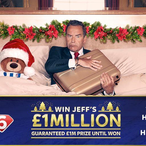 Super 6 £1m jackpot