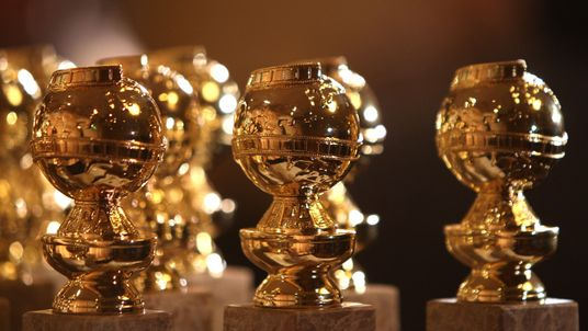 The New 2009 Golden Globe Statuettes which were unvailed at the Beverly Hilton Hotel, On January 6, 2009 in Beverly Hills, California.