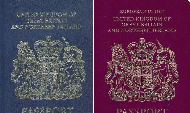 De La Rue cuts jobs after post-Brexit blue passport work awarded abroad