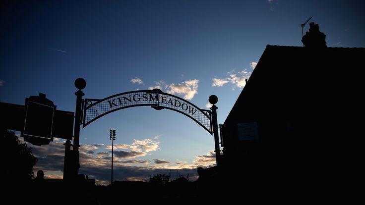 Kingsmeadow, where AFC Wimbledon play home matches
