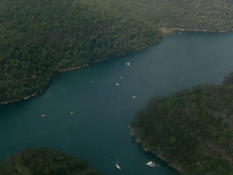 Seaplane crashed in Australia