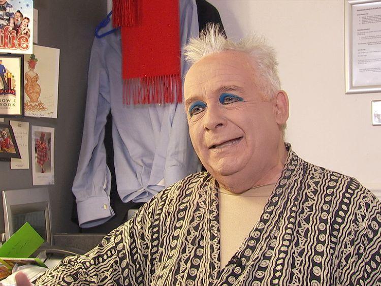 Christopher Biggins is a veteran of British panto
