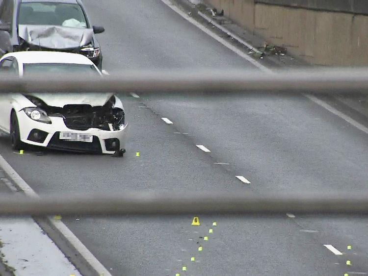 Harrowing Multi Vehicle Crash Leaves Six Dead In Birmingham