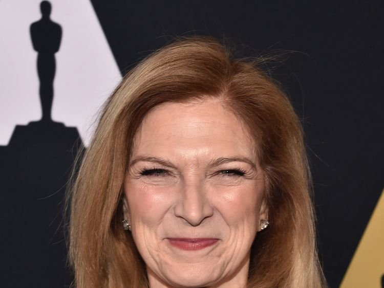 The Oscars Academy CEO Dawn Hudson said 'Much remains to be done'in her email to their members on Wednesday