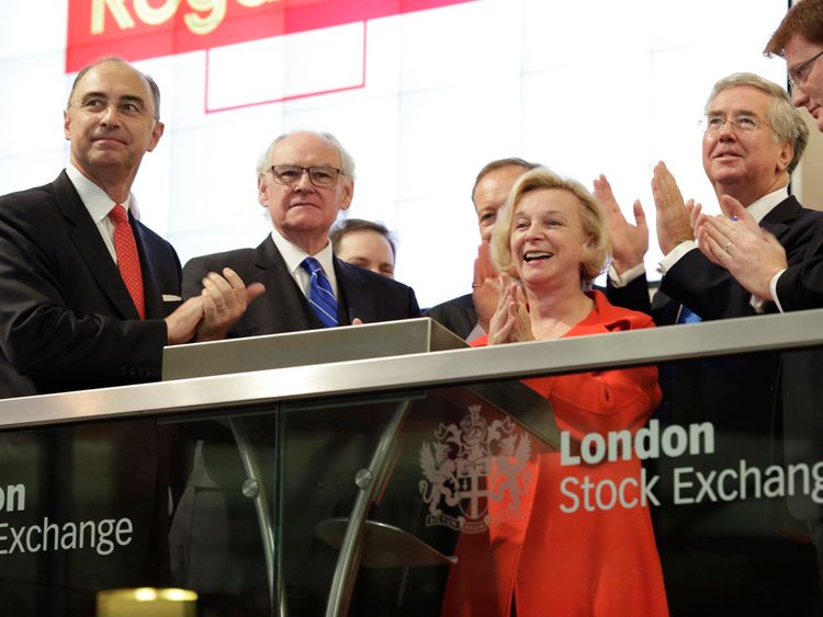 London Stock Exchange Group names new chief