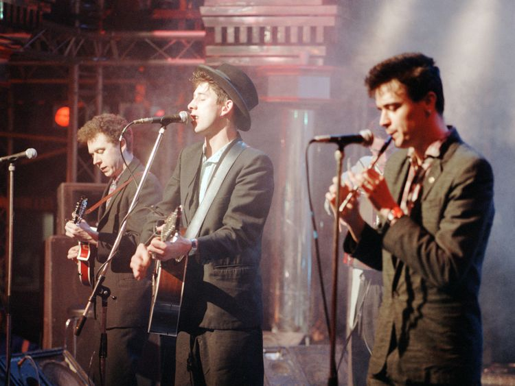 Festive fairytale: How The Pogues stole Christmas