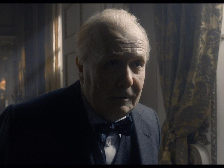 Gary Oldman as Winston Churchill