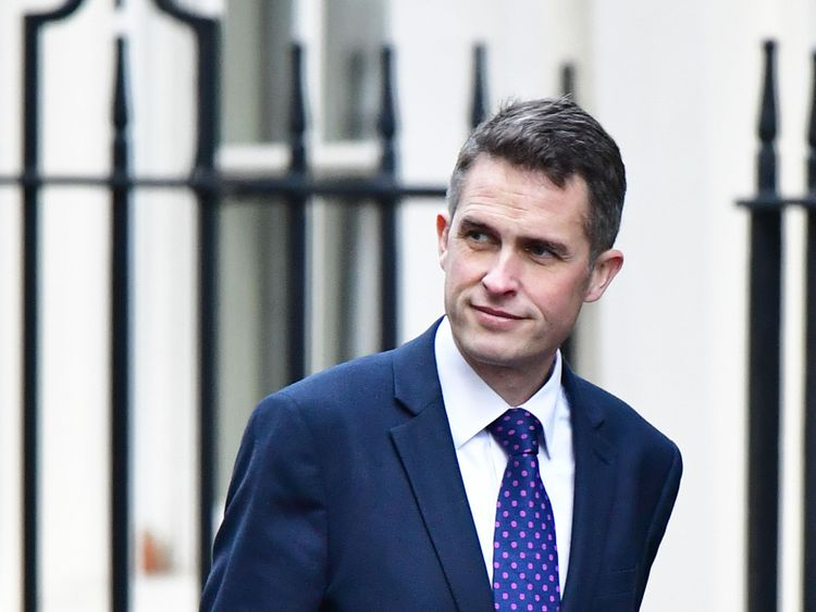 Gavin Williamson MP