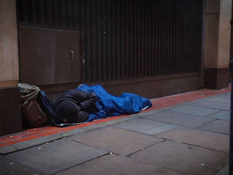 Homelessness is worse than its ever been