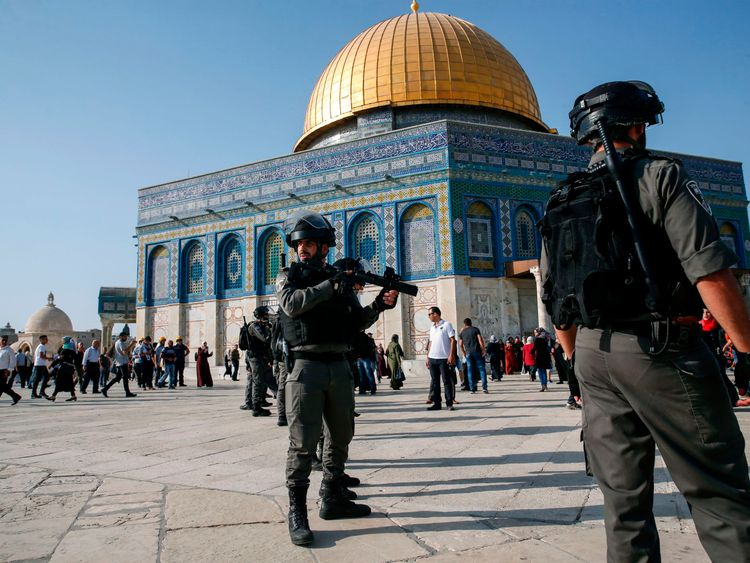 PALESTINIAN-ISRAEL-CONFLICT-JERUSALEM