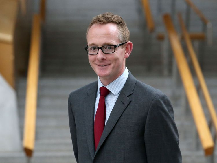 John Lamont, MP for Berwickshire, Roxburgh and Selkirk