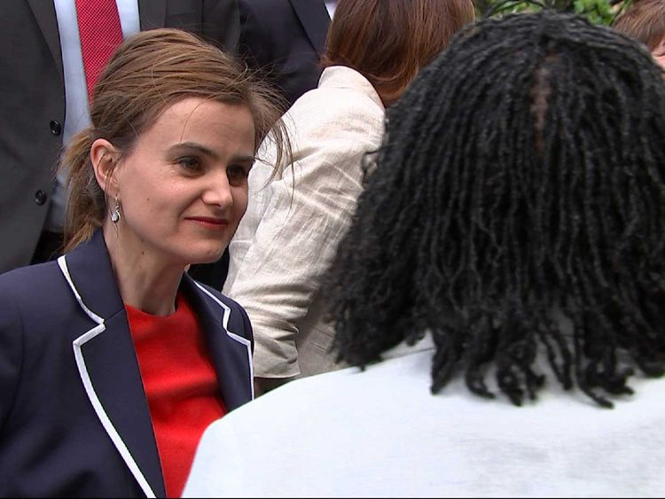 Jo Cox was passionate about helping the dispossessed and the lonely