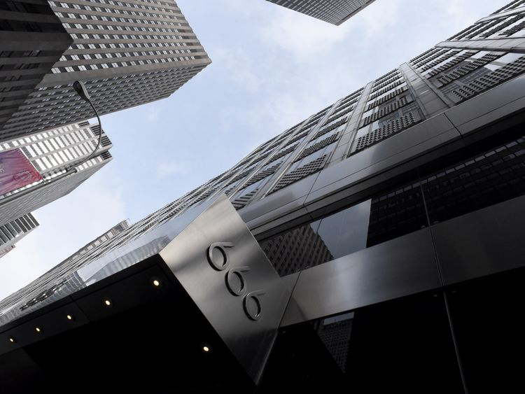 The building has proved a financial drain for Kushner companies