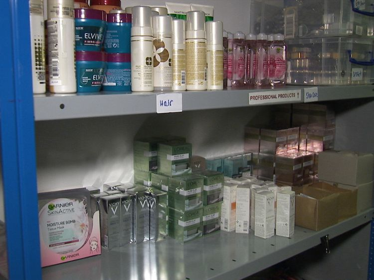 Some unwanted products are simply dumped in landfill