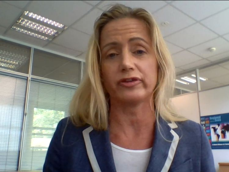 Dr Lisa Svensson, global director for Ocean UN Environment, said the private sectors needs to also make big changes in the way plastics are used