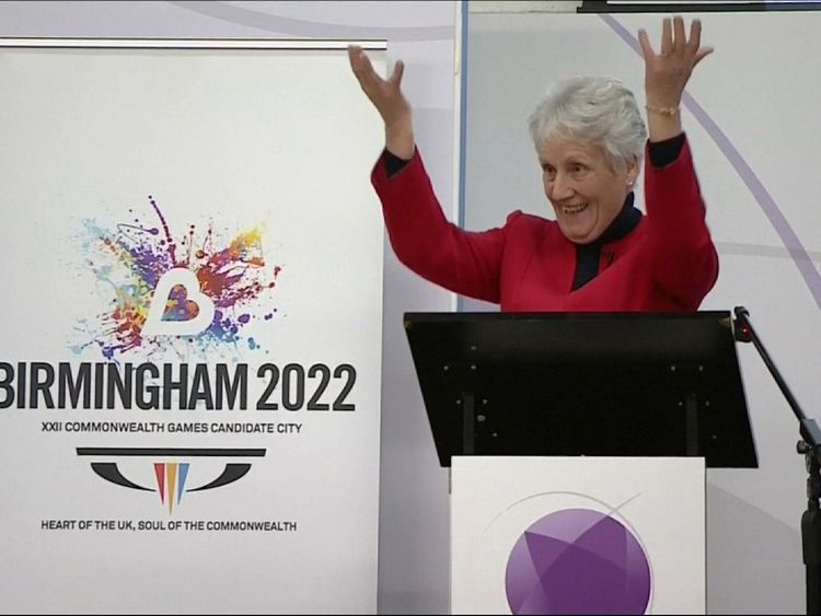 Birmingham Confirmed As Host Of 2022 Commonwealth Games