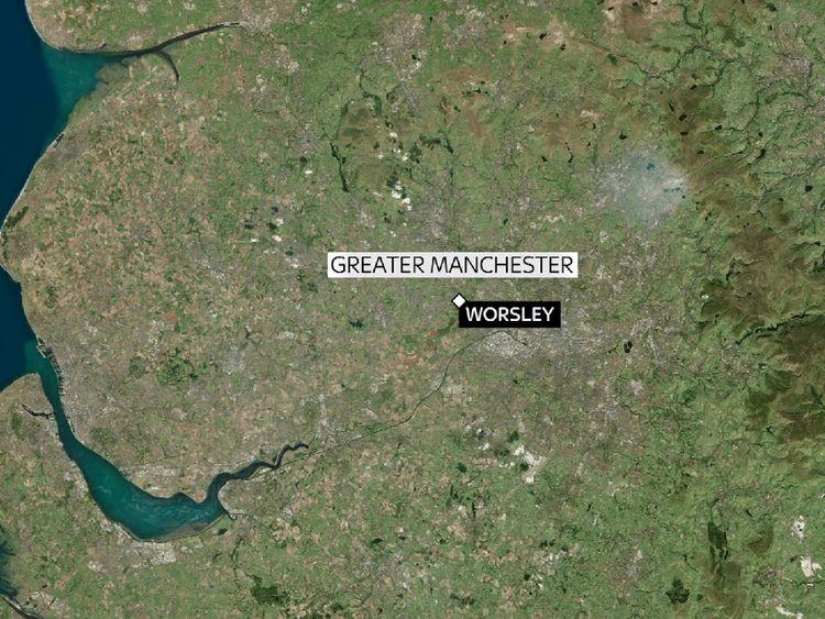 Jackson Street is in Worsley, Salford