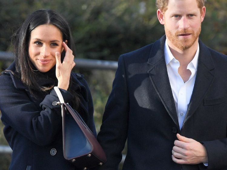 Fans flock to buy handbag carried by Meghan Markle