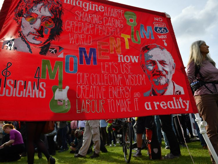 Jeremy Corbyn ally quits Labour frontbench