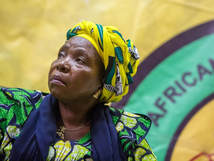 South Africa's ruling ANC party seeks new leader in fight for future