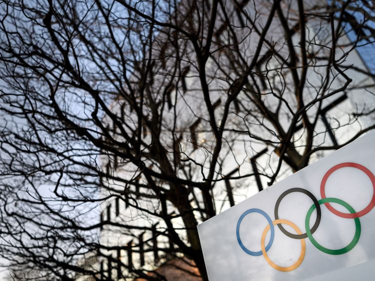 The decision was made at the International Olympic Committee's HQ in Switzerland