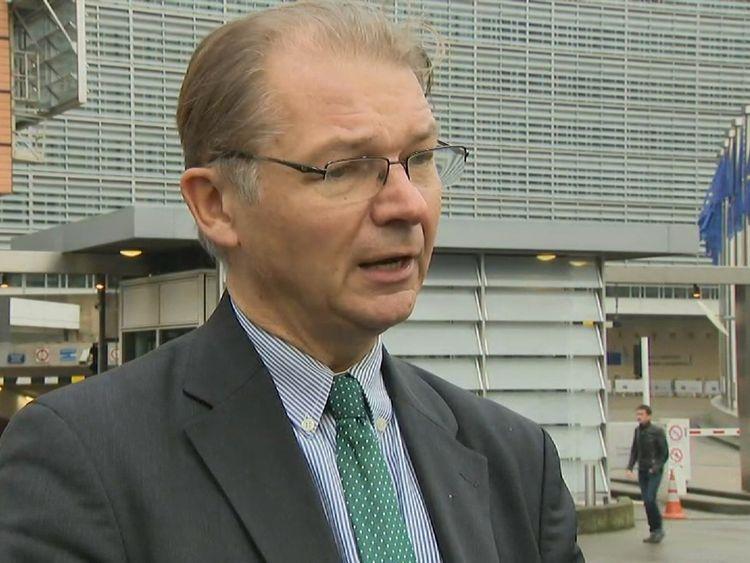 Phillipe Lamberts, Green MEP