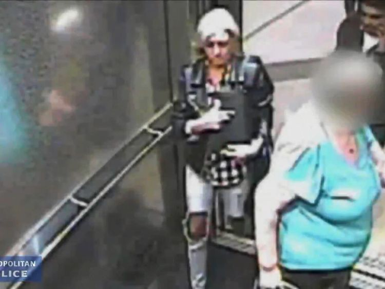 Police have released CCTV footage of three suspects following a theft at a shopping centre in Ilford. At approximately 11:20hrs on Wednesday, 26 July, the 69-year-old victim walked into Lloyds Bank in Ilford and withdrew £1,000 cash from her account.