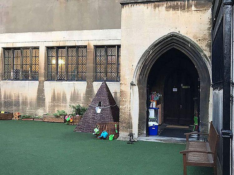 Princess Charlotte to start nursery school in January