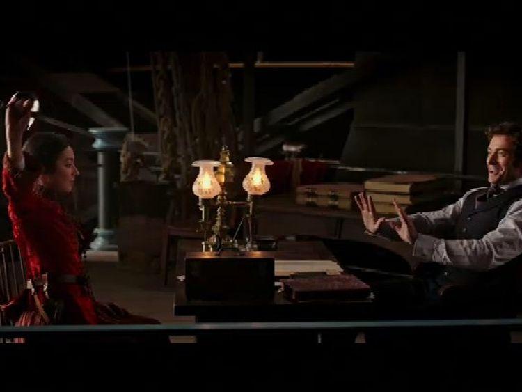 Does Hugh Jackman win battle of Barnums?