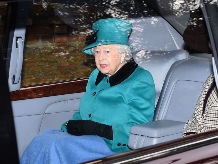 The Queen has fired her royal lingerie designer over this book
