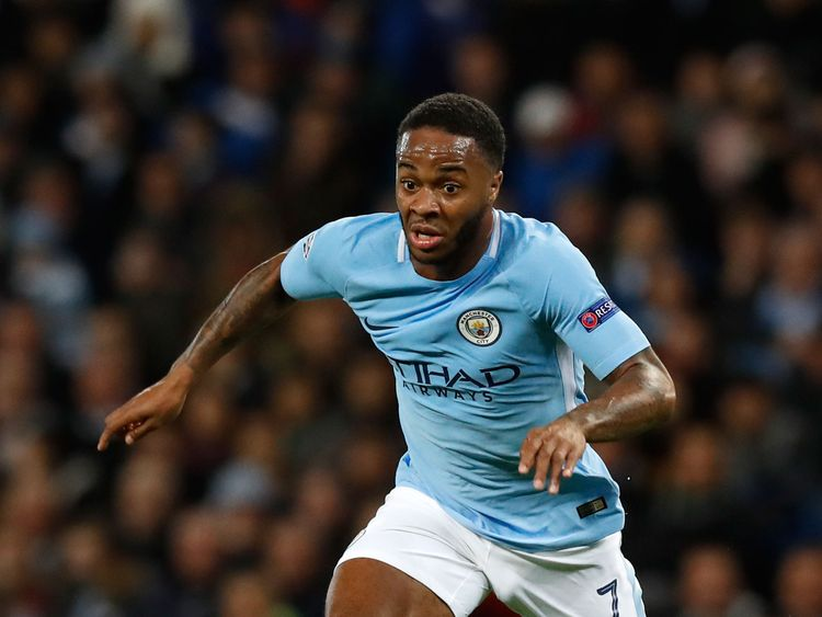 Raheem Sterling was allegedly assaulted at the Manchester City training ground